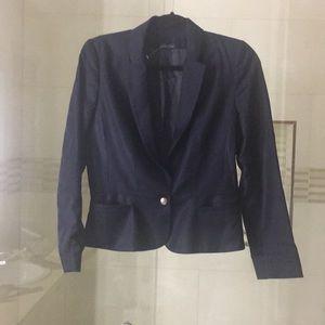 Loro Piana navy blazer sz 2 superb quality